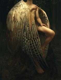 """The fallen angel / El ángel caído"" . Arantzazu Martinez: Classic Beauty, Romance for the Craft of Painting Male Angels, Art Visionnaire, Arte Obscura, Classical Art, Visionary Art, Angel Art, Renaissance Art, Aesthetic Art, Oeuvre D'art"