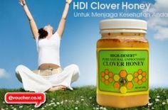 HDI Clover Honey Yaitu Produk High-Desert Yang Mengandung Madu Murni Untuk Menjaga Kesehatan Anda Mulai Rp. 175,000 - www.evoucher.co.id #Promo #Diskon #Jual  Klik > http://www.evoucher.co.id/deal/hdi-clover-honey-high-desert  HDI Clover Honey diolah secara alami sehingga dapat memberikan manfaat optimal bagi kesehatan Anda..  Pengiriman mulai tanggal 2014-01-24