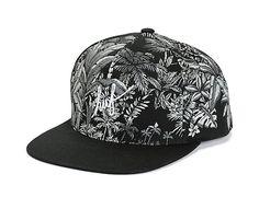 4b28da67022cf Tropics Snapback Cap by HUF Gorras