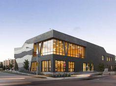 Lavezzorio Community Center / Chicago / Illinois | Architect: Studio Gang Architects