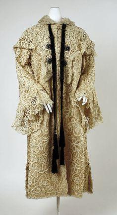Coat  c.1902-1903  The Metropolitan Museum of Art