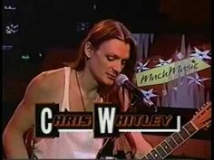 Chris Whitley on Much Music: Poison Girl n Phone Call from Leavenworth Much Music, Mtv, Phone, Movie Posters, Telephone, Film Poster, Mobile Phones, Billboard, Film Posters