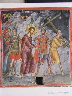 Religious Icons, Byzantine, Mosaic Art, Painting, Christ, Painting Art, Paintings, Painted Canvas, Drawings