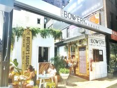 Having opened less than a month ago, The Bowery Marketis already…
