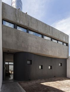 Office + House Luna | Hitzig Militello arquitectos | Archinect