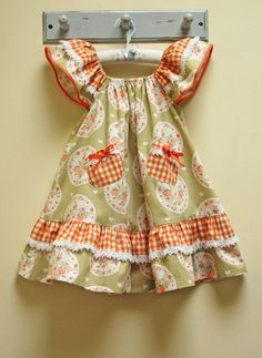 Butterfly Girl's Dress Pattern by Felicity Patterns. Girl's Sewing Pattern and Tutorial. Children's PDF Pattern. on Etsy, $9.57 CAD