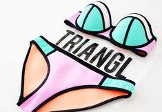7af1cbfe49 TRIANGL Swimwear | POPPY Paradise Palms | Denise Joanne Bikini Swimwear,  Swimsuits, Bikinis,