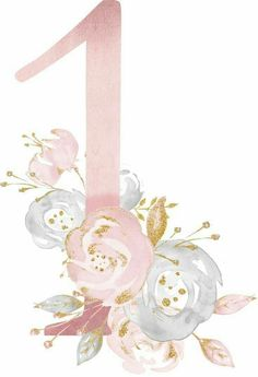 Page 2 Read Flores from the story Imagens 2 by (Aylena A. Flower Background Wallpaper, Flower Backgrounds, Watercolor Lettering, Floral Watercolor, Monogram Wallpaper, Flower Letters, Instagram Frame, Floral Logo, Alphabet And Numbers