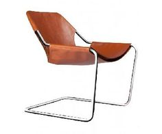 Design Within Reach Paulistano Armchair in Cognac Leather