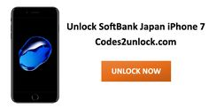 How to Factory Unlock your SoftBank Japan iPhone 7 easily, safely and permanently via IMEI through Official Apple iTunes. Unlocking SoftBank Japan iPhone 7 on any IOS & base-band version. Your iPhone will be unlocked even after firmware updates.