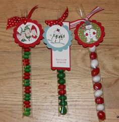 Use Pretzel wrappers for these gifts Christmas Classroom Treats, Christmas Treats For Gifts, Christmas Arts And Crafts, Christmas Favors, Christmas Stocking Stuffers, Winter Christmas, Holiday Gifts, Christmas Cards, Xmas Crafts