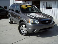 First look!  2002 MAZDA TRIBUTE LX/ES  just added to inventory!  http://p.dsscars.com/4F2YU08192KM55733