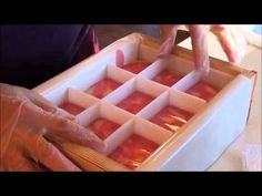 Cold Process - How to Make Goat Milk Soap (and have it stay creamy white) - Part 3 of 3