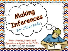 Inference Lesson Blog Post Making Inferences