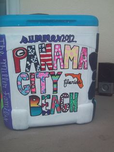 Spring break 2013 needs a cooler like this