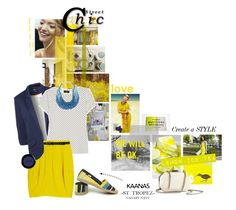 nautical yellow