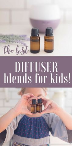 Top Three Essential Oil Diffuser Blends for Kids The best essential oil diffuser blends for kids my top three favorite farmhouse on boon Essential Oils For Fever, Essential Oils Allergies, Essential Oil Blends, Essential Oil Storage, Best Diffuser, Best Essential Oil Diffuser, Doterra Diffuser, Essential Oils For Inflammation, Oil For Cough