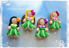 Hey, I found this really awesome Etsy listing at https://www.etsy.com/listing/96950205/hula-girl-polymer-clay-charm-bead
