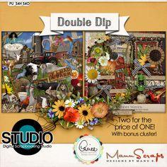 Double Dip: Our Farm #thestudio