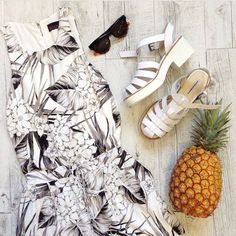 Flatlay styling and photography for Wish Designs Flatlay Styling, Fruit, Summer, Photography, Food, Design, Summer Time, Photograph, Fotografie