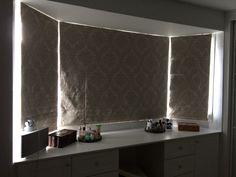 Blackout Blinds For Bay Windows