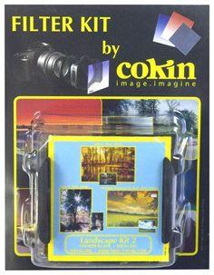 Cokin - Landscape 2 Lens Filter Kit - Assorted, CG211