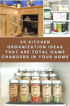 Men and women who love cooking and baking spend a lot of time in the kitchen and tend to buy kitchen stuff all the time. So much so that they sometimes don't have enough storage room for them. The kitchen hacks that follow might help you rearrange your kitchen and enjoy a whole new cooking experience!
