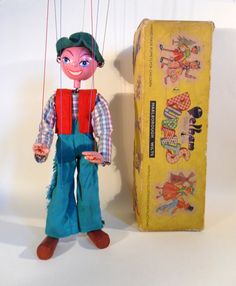 TYPE SS COWBOY *NEW IN* - The Vintage Pelham Puppet Shop
