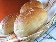 AranyTepsi: Burgonyás szendvics zsemle