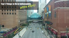 Have you ventured to Indy yet? Here are my Top 5 Things to Do in Indianapolis with Kids!  Know of any spots I missed?  #IndyWithKids #familytravel #VisitIndy