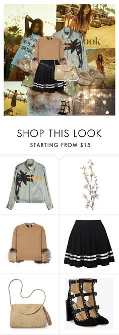 """""""Tiffany"""" by mirmin ❤ liked on Polyvore featuring rag & bone, Pier 1 Imports, Michael Kors, Mar y Sol, Jimmy Choo, kpop, Tiffany, Snsd, GirlsGeneration and smtown"""