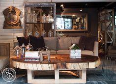 Decora tu espacio con el diseño de Atelier Central. #livingroom #muebles #diseñointerior