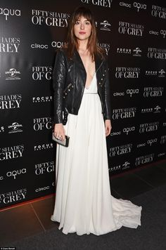 Dakota still looked alert as she made her way to the after party which was held in association with Ciroc