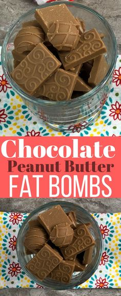 Do you love Keto Fat Bombs Peanut Butter?  This Chocolate Peanut Butter Fat Bomb is an easy keto fat bomb recipe.