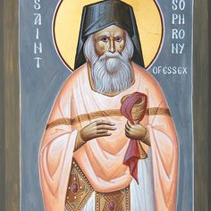 St Sophrony of Essex Canvas Prints, Framed Prints, Art Prints, Glossier Stickers, Wood Print, Journal Ideas, Art Boards, Decorative Throw Pillows, Saints