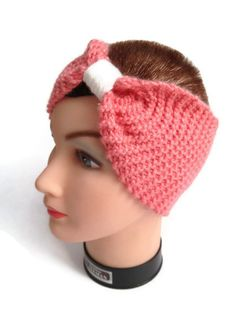Headband/Cowl cinched hand knit convertible by MadebyMegShop, $20.00