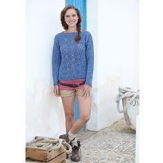 Buy Sirdar Click DK Leaflet, 7047 from our Knitting & Crochet Patterns range at John Lewis & Partners. Knitting Patterns, Crochet Patterns, Knit Sweaters, John Lewis, Jumper, Knit Crochet, Stuff To Buy, Style, Fashion