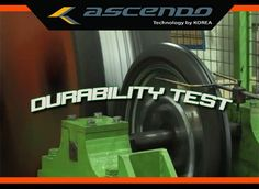 Durability Test #ascendo #tire #ban #test #uji #pengujian #computer #computerize #engineer #engineering #style #korea #indonesia #safety #instatire #instapic #manufacturing #manufacture #develop #developing #durable #durability