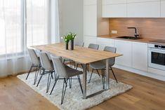 Wooden-ruokapöytä – Woodek