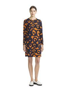 robe HUUHKATTI - vêtements MARIMEKKO - automne 2015