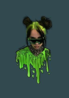 BILLIE EILISH Billie Eilish, Aesthetic Wallpapers, Joker, Fictional Characters, Art, Stuff Stuff, Celebs, Art Background, Jokers