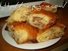 Albanian Recipes, Bosnian Recipes, Croatian Recipes, Hungarian Recipes, My Favorite Food, Favorite Recipes, Bread And Pastries, Baked Oatmeal, Brunch