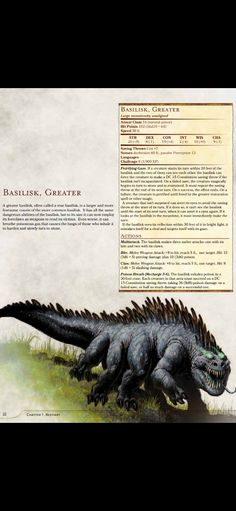 New Fantasy, Fantasy Rpg, Fantasy World, Witcher Monsters, Dnd Monsters, Dungeons And Dragons Classes, Dungeons And Dragons Homebrew, Monster Characters, Dnd Characters