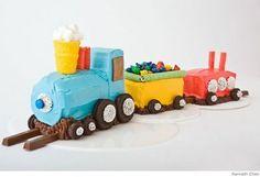 trein koek