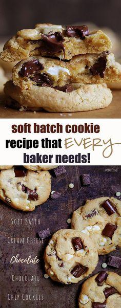 Soft Batch Chocolate Chip Cookies {VIDEO} | i am baker