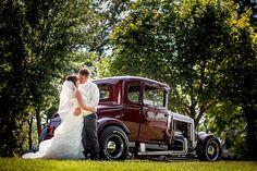 Green Bay Wedding, Oneida Country Club Wedding, 1939 restored Ford, photography by Mark Hawkins Photography, http://markhawkinsphoto.com