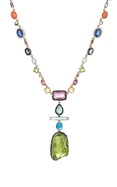 We Adore: The Bessy Necklace from Sharon Khazzam at Barneys New York