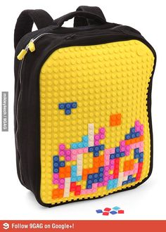 lego Backpack <3