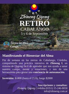 PORTAL TERAPIAS CORDOBA: retiro en cabalango, ZHINENG QIGONG,5 Y 6 SEPTIEMB...