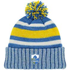 d43fa80e03c San Diego Chargers Throwback Knit Hat  Vintage Cuffed Pom Knit  19.99  http
